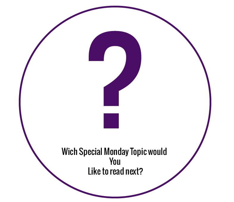 Special Monday Poll