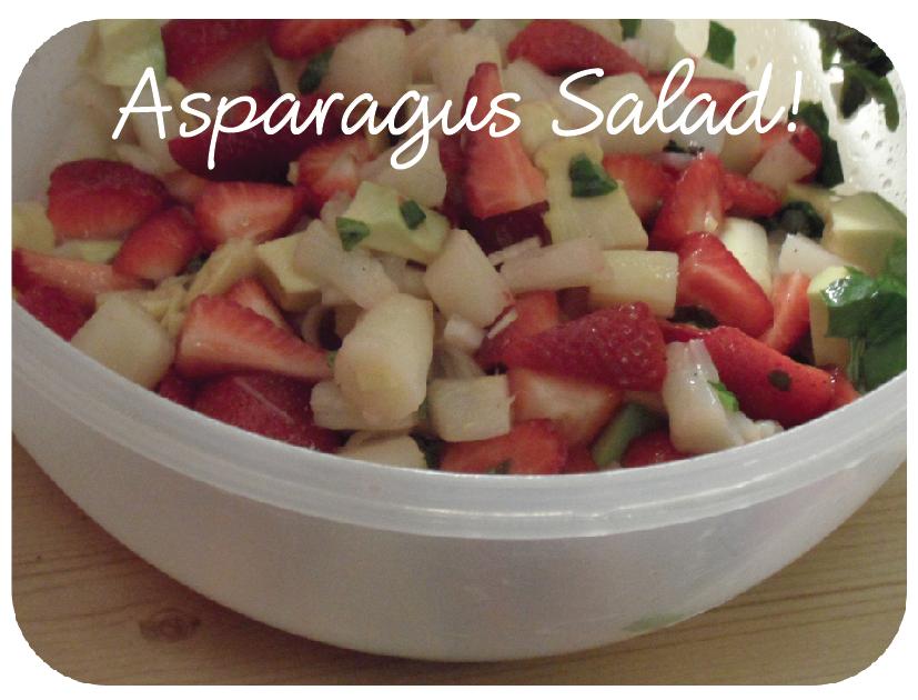 Aparagus Salad
