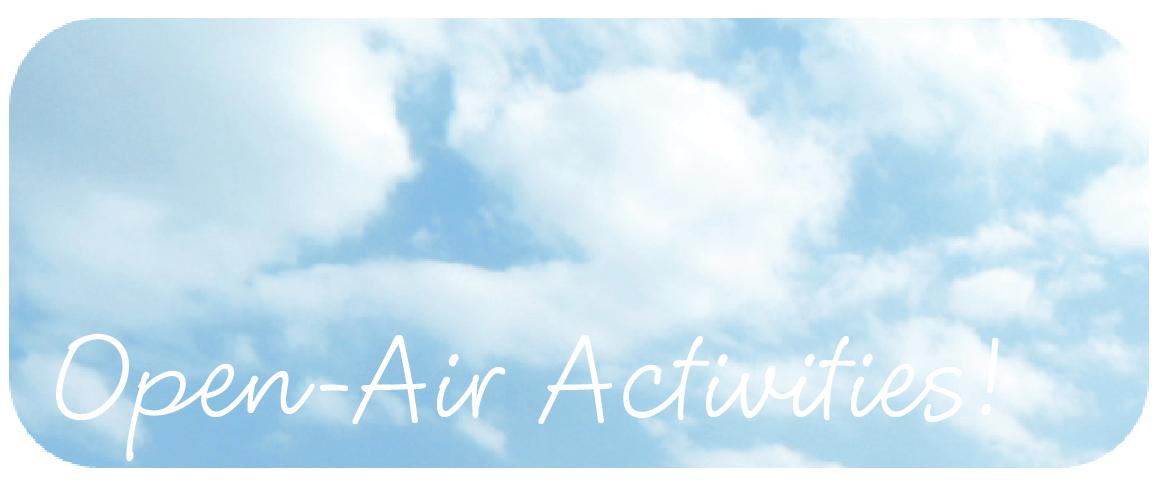 open-air activities