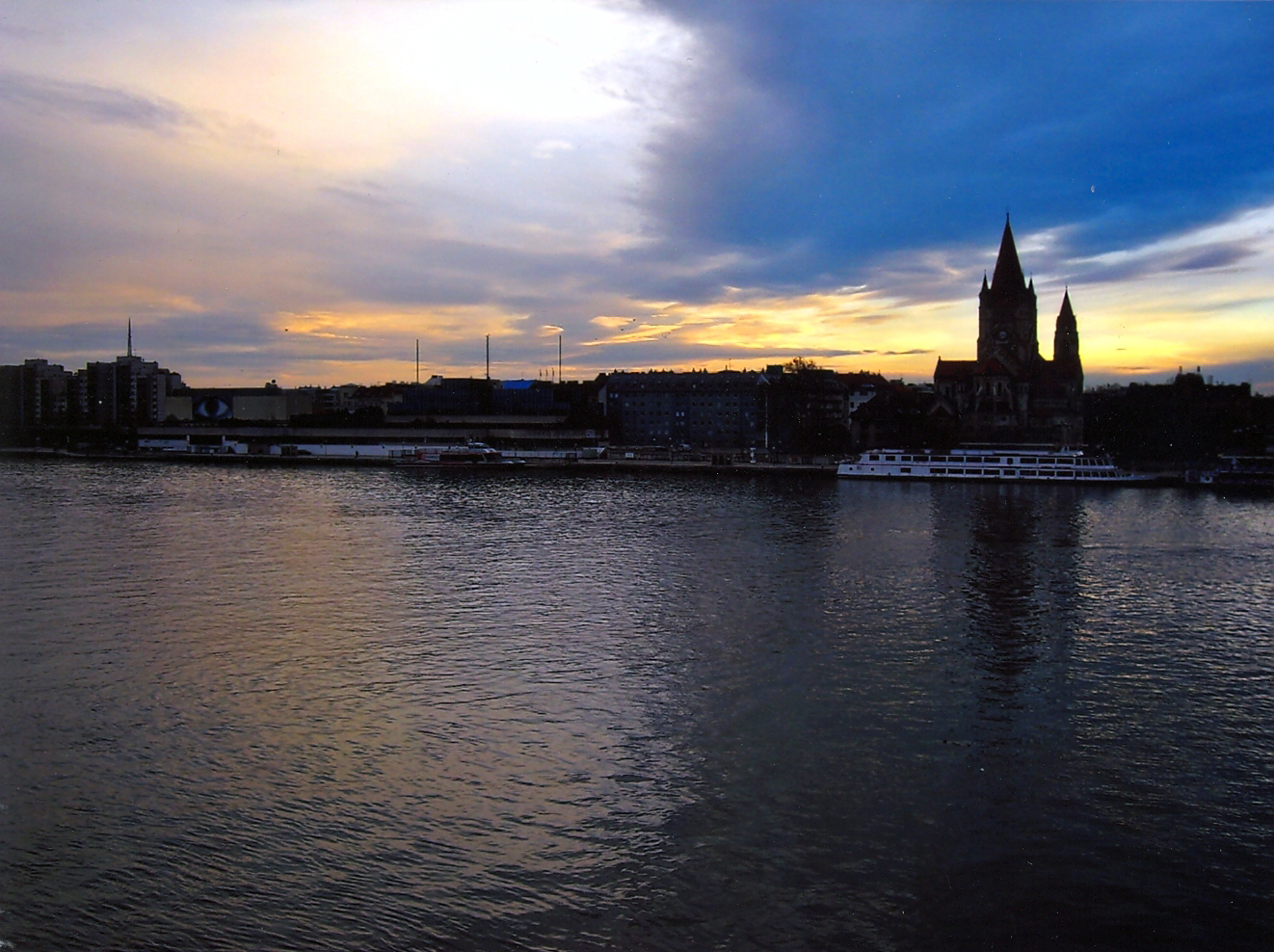 Donau Wien