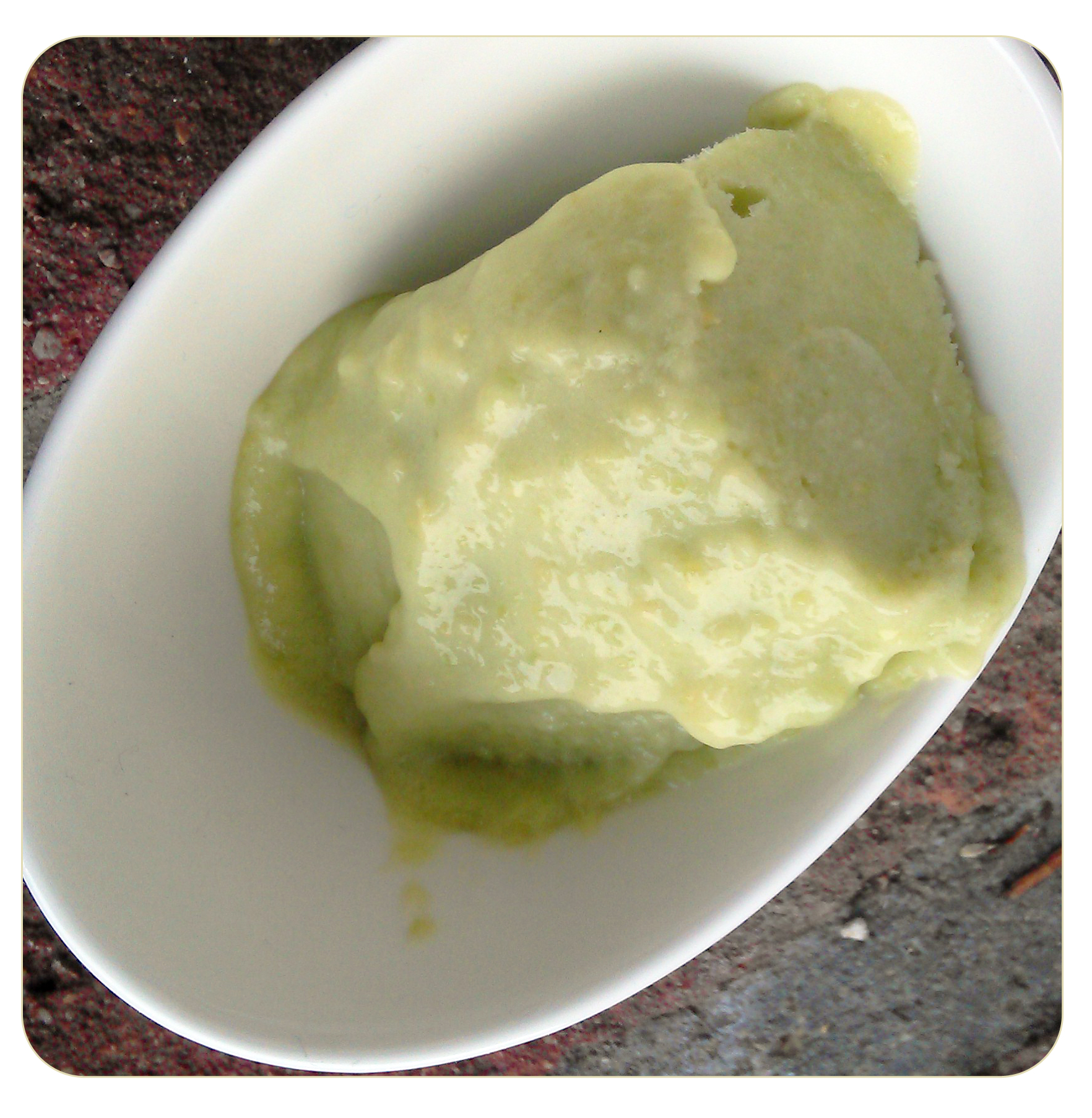 Avocado Icecream
