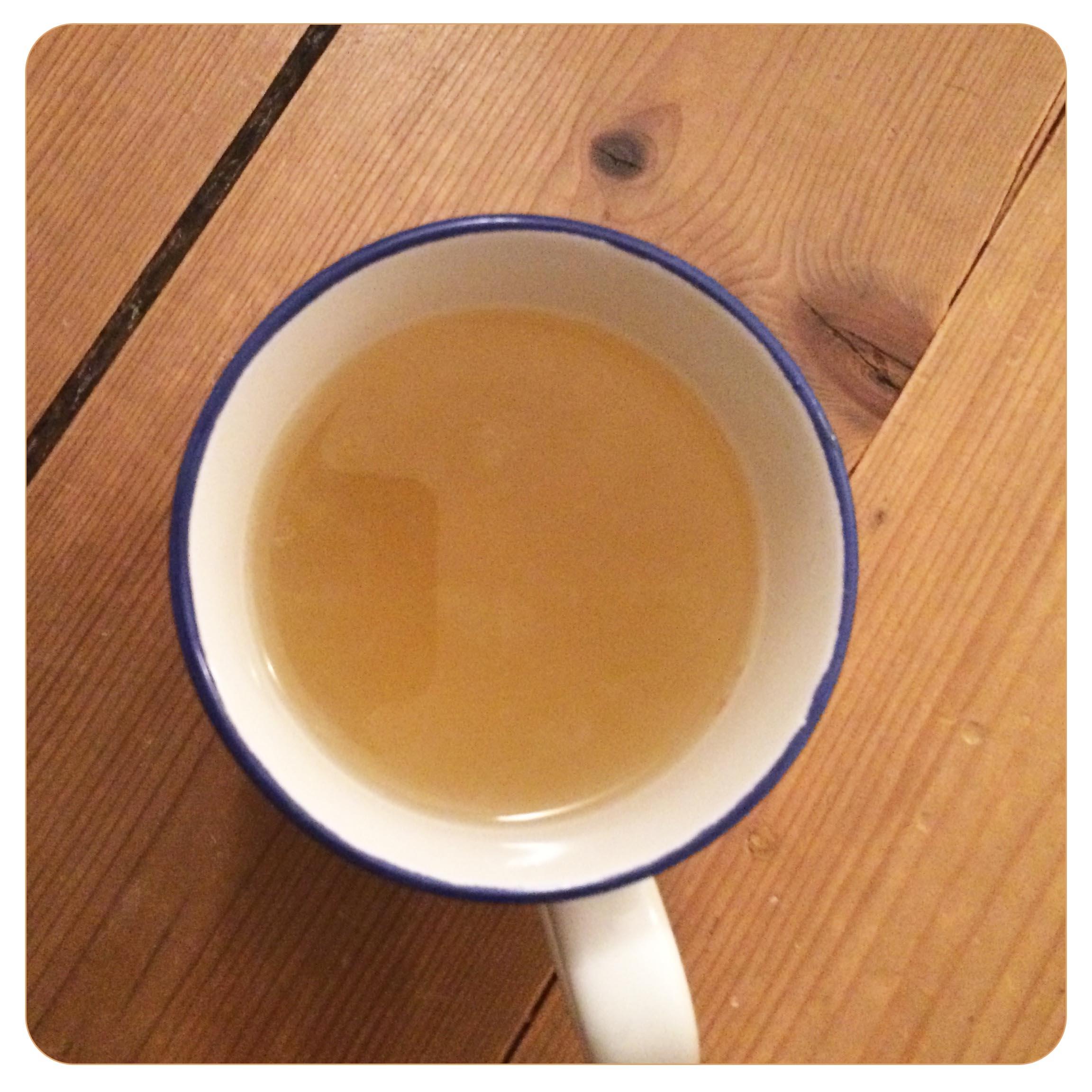 Ginger Lemon Tea1