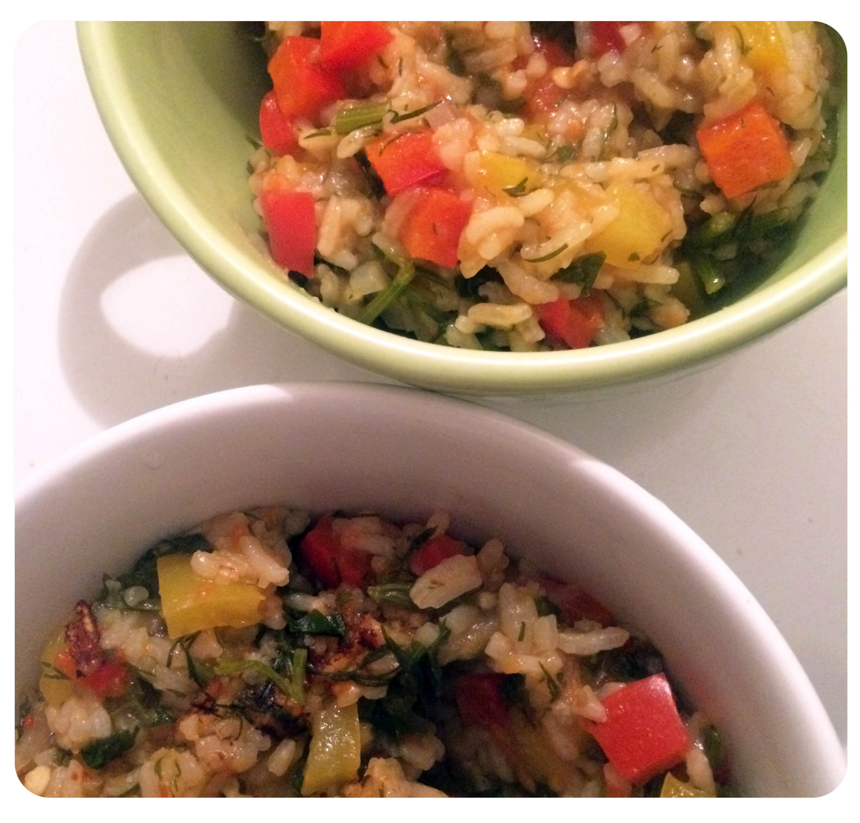 Rice Pan