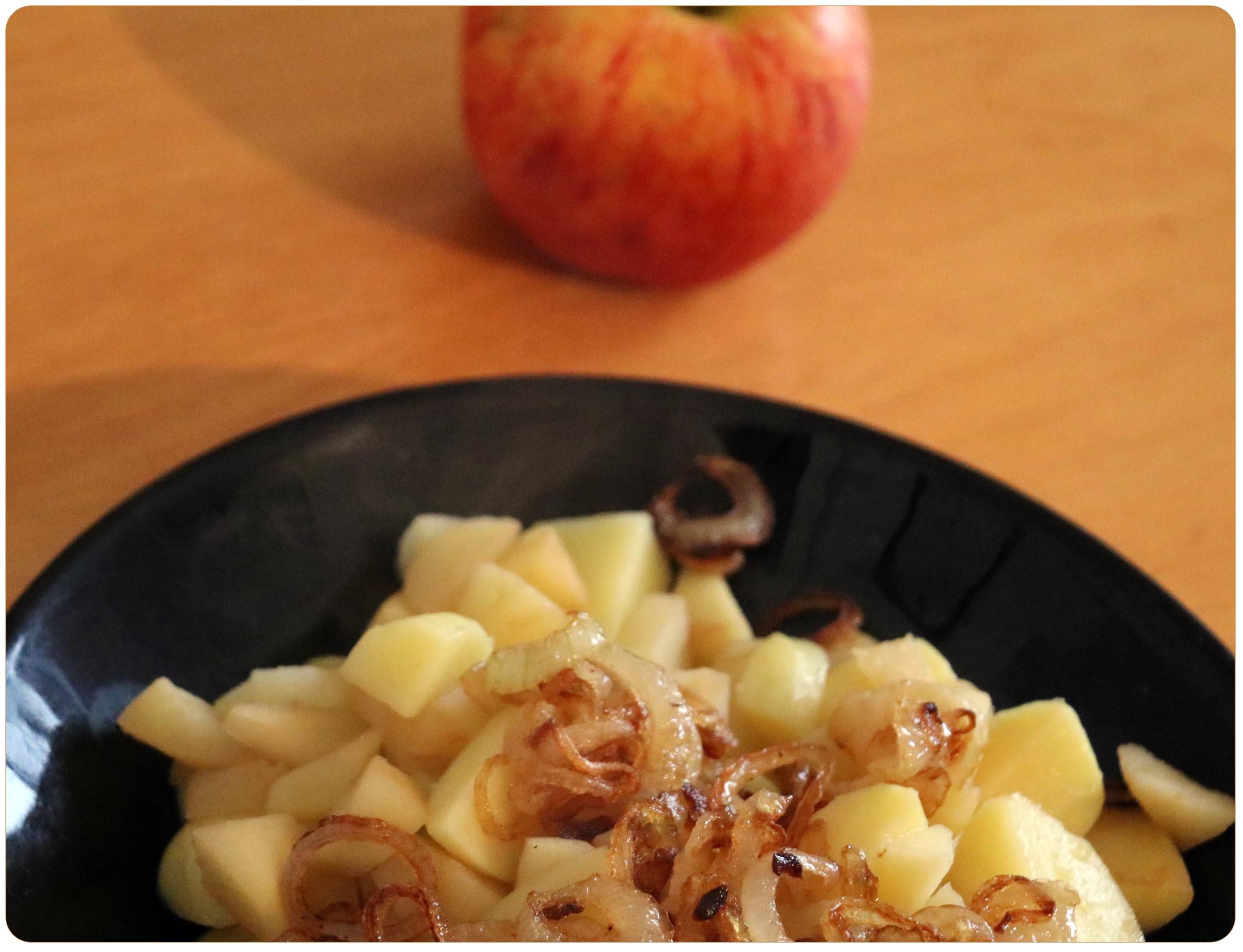 Apple Potatoes